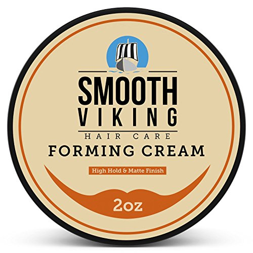 Forming Cream for Men - Hair Styling Cream for