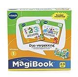 VTech MagiBook Duo verpakking 2-5 Jaar Niño/niña - Juegos educativos, Niño/niña, 2 año(s), 5 año(s), Holandés, Papel