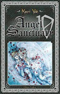 Angel Sanctuary Edition deluxe Tome 10