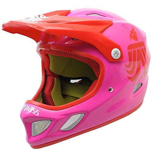 """BLUEGRASS Full Face-Helm """"Explicit"""""""