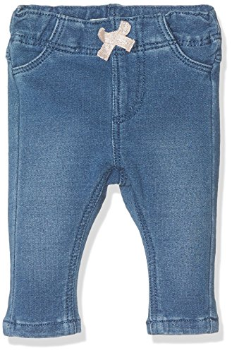 NAME IT Baby-Mädchen Jeans Nitbarbel Dnm Legging NB, Blau (Medium Blue Denim), 86