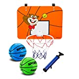 YAPASPT Indoor Mini Basketballkorb mit 16