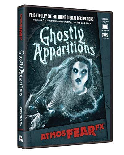 Horror-Shop Spooky Geister Erscheinung Visual Halloween Effekt DVD als Halloween Dekoartion