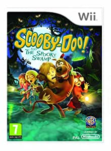 Scooby Doo and The Spooky Swamp (Wii) [import anglais]