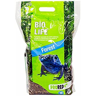 PETBLIS Prorep Bio Life Forest Substrate, 10 Litre 7