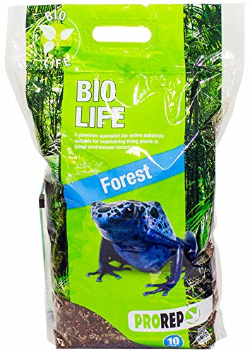 PETBLIS Prorep Bio Life Forest Substrate, 10 Litre 1