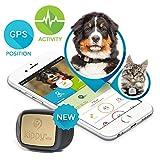 Kippy Vita, est le nouveau GPS pour les chiens et les chats qui a ajouté la localisa-tion GPS à l'Activity Mornitor, conçu et fabriqué en Italie pour le bien-être et la sécurité de nos amis à quatre pattes.TOUJOURS AVEC TOI Il se connecte à votre sma...