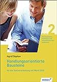 Image de Handlungsorientierte Bausteine für die Textverarbeitung mit Word 2010: Korrespondenz, For