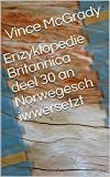 Enzyklopedie Britannica deel 30 an Norwegesch iwwersetzt (Luxembourgish Edition)