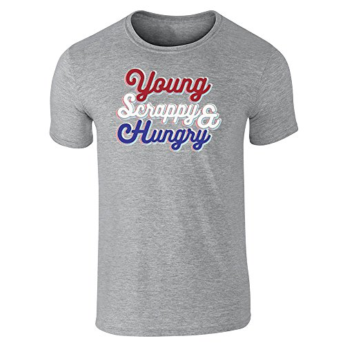 pop-threads-mens-young-scrappy-hungry-gray-s-short-sleeve-t-shirt
