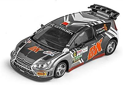 Ninco - Citroen C4 WRC Kubica Ultra, coche de juguete (50658)