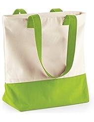 BagBase westcove canvas shopper