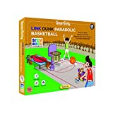 #7: Smartivity Link Dunk Parabolic Basketball Stem, DIY, Educational, Learning, Building and Construction Toy