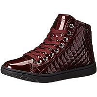 Geox Creamy E, Mädchen Hohe Sneakers