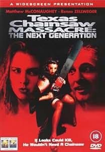 Texas Chainsaw Massacre - Die Rückkehr / The next Generation [DVD]