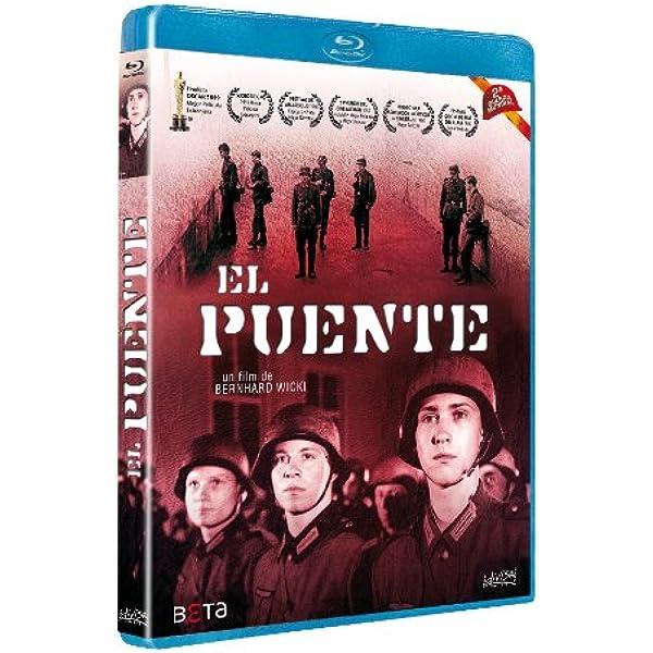 El Puente [Blu-ray]: Amazon.es: Folker Bohnet, Fritz Wepper ...
