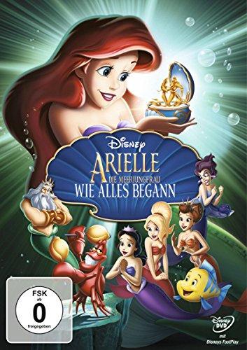 Arielle, die Meerjungfrau - Wie alles begann (Die Kleine Meerjungfrau 3)