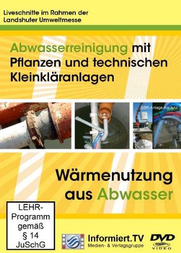 Wärmenutzung aus Abwasser & Abwasserreinigung