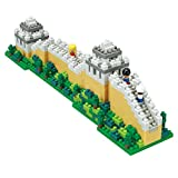 Nanoblock nan-nbh136Chinesische Mauer
