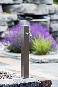 Wassersäule SQ-G 650 Zapfsäule Bewässerung Gartenschlauch Spender Zapfstelle Zapfsäule
