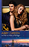 An Heir To Make A Marriage (Mills & Boon Modern) (One Night With Consequences, Book 20)
