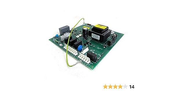 BAXI SYSTEM 35//60 60//100 BOILER PCB 5112380