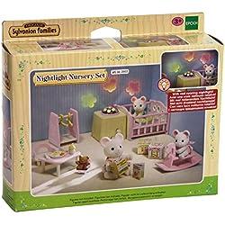 Epoch D'enfance Sylvanian Family 2957 - Lote de accesorios para guardería