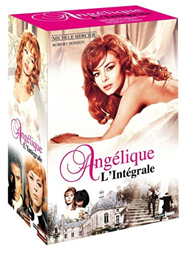 Angelique - l'Integrale Coffret 5 DVD