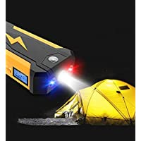 z9cthdf25jl KFZ/Auto Jump Starter/Starterset mit Tool Kit/externes Ladegerät/Fall Jumper Kabel, Adapter/hohe Kapazität 12000mAh & Multi USB