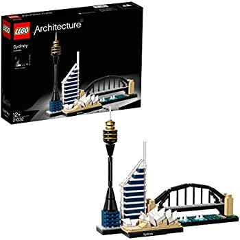 LEGO 21032 Architecture Sydney Skyline Building Set