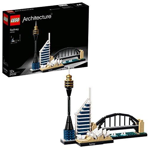 LEGO Architecture 21032 - Skyline Baustein-Set