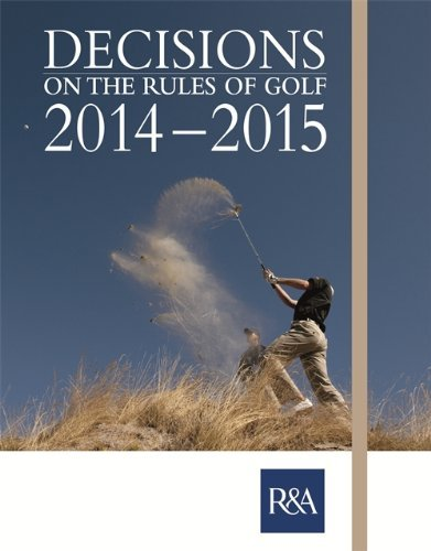Decisions on the Rules of Golf by R&a (13-Dec-2013) Spiral-bound