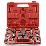 Mvpower Set repousse piston d'étrier de frein outils 22 pièces/18 pièces (Type 1)
