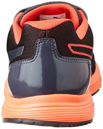 Puma Séquence Femme Chaussures Running - Noir/Orange