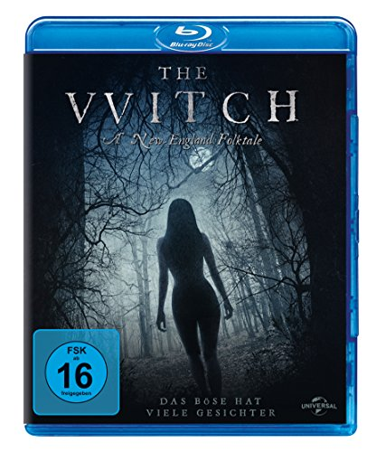 The Witch [Blu-ray] (Wollen U Kostüm)