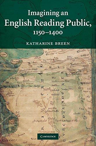 Imagining an English Reading Public, 1150-1400 Hardback (Cambridge Studies in Medieval Literature)
