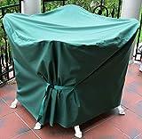 Duckbill Products - Funda Protectora Impermeable para Muebles de jardín y Exteriores, de Hierro Fundido y Aluminio