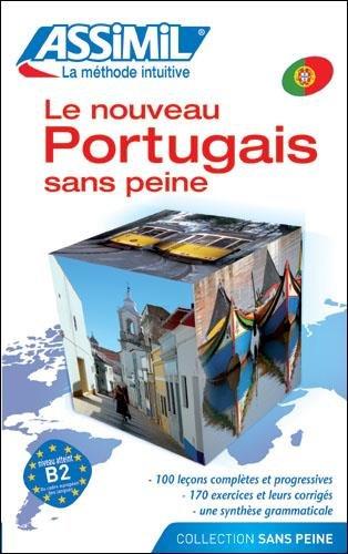 Assimil Portuguese: Le Nouveau Portugais Sans Peine Book par De Luna J.L