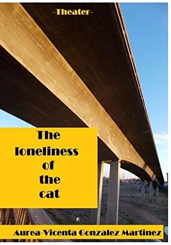 The loneliness of the cat por Aurea-Vicenta Gonzalez Martinez