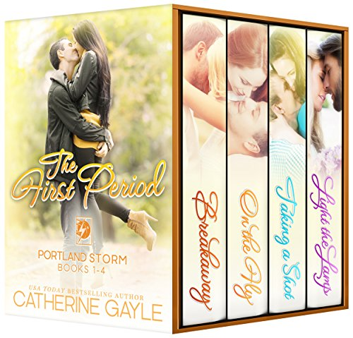 Portland Storm: The First Period (portland Storm Boxed Sets Book 1) por Catherine Gayle epub