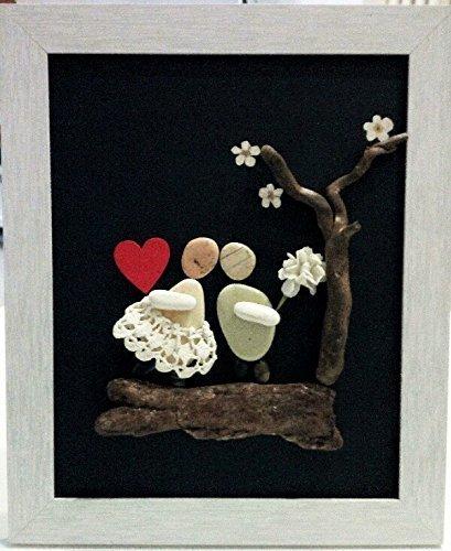 Collana cabochonvisita a Parigi bronzo Regalo di Natale per idea regalo moglie San Valentino- regalo di compleanno ref.35