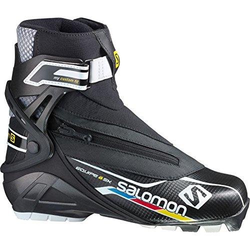 Salomon - Chaussures Fond Equipe 8 Skate Homme Salomon NOIR