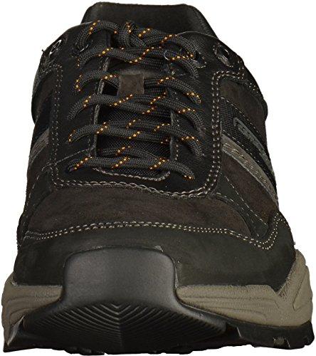 camel active 138.28.01 hommes Chaussures à lacets schwarz