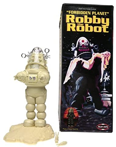 Forbidden Planet Robby the Robot Model Kit by Polar Lights