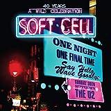 Anklicken zum Vergrößeren: Soft Cell - Say Hello,Wave Goodbye (Live at the O2 Arena) (Audio CD)