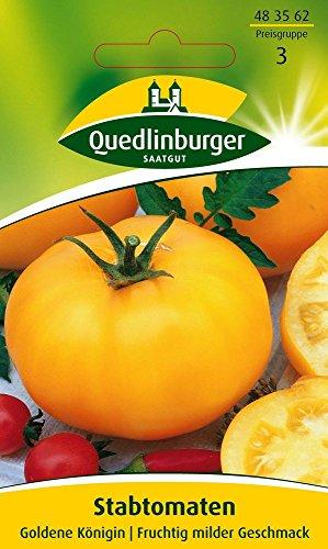 Tomatensamen - Tomate Goldene Königin von Quedlinburger Saatgut