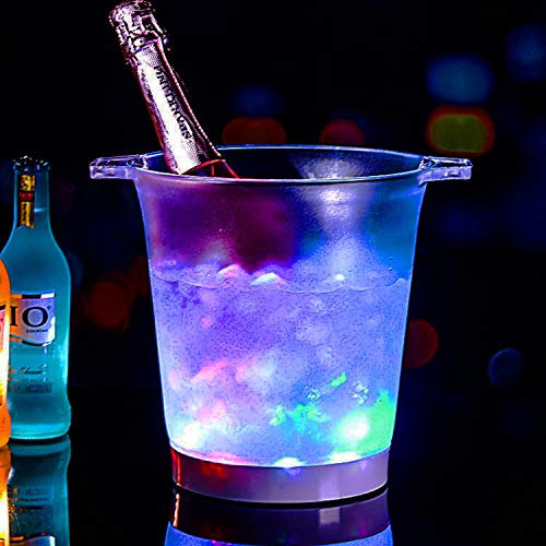 l, 7-Farben-Behälter Bier Champagner Rotwein Barbecue, Event, Feier Sommer Drink Party Bar KTV Bartending Zubehör ()