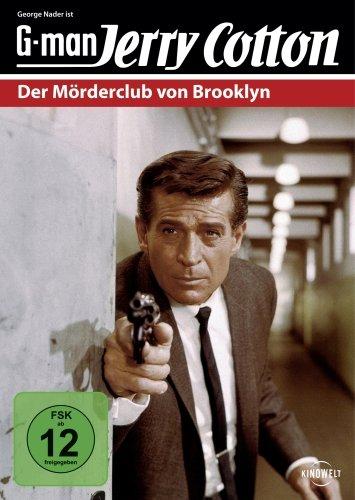 jerry-cotton-der-mrderclub-von-brooklyn-alemania-dvd