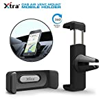 Keep Your Smartphone At Eye Level and Travel with Safety with the Best Auto Air Vent iPhone Holder by Xtra!      Are you on the lookout for the best car phone holder to help you stay connected while on the go?   Are you tired of flimsy, cheap...
