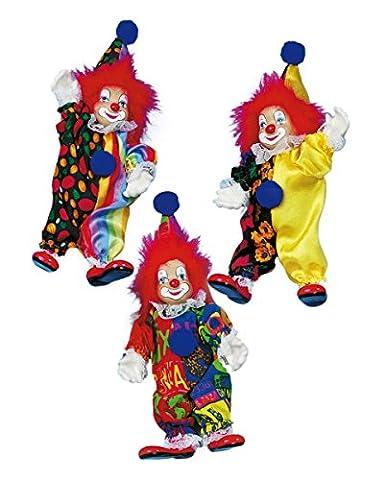 Clown En Porcelaine - clown Porcelaine 20